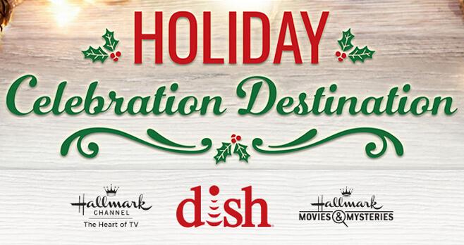 DISH Holiday Celebration Destination Sweepstakes 2017
