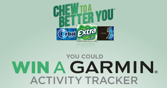 Chew To A Better You Sweepstakes 2018 (ChewToABetterYou.com)