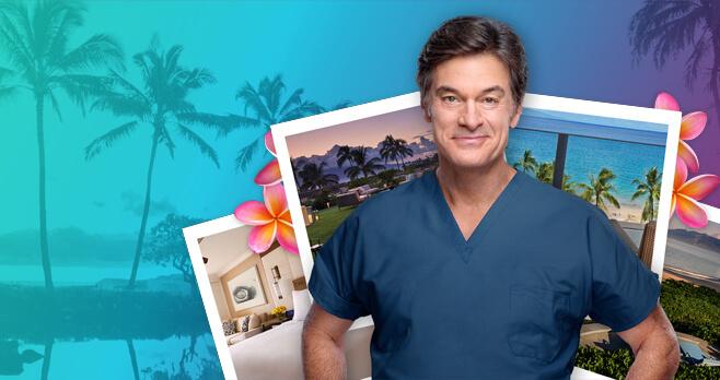 Dr Oz Sharecare Giveaway 2018 (Sharecare.com/HawaiiGiveaway)