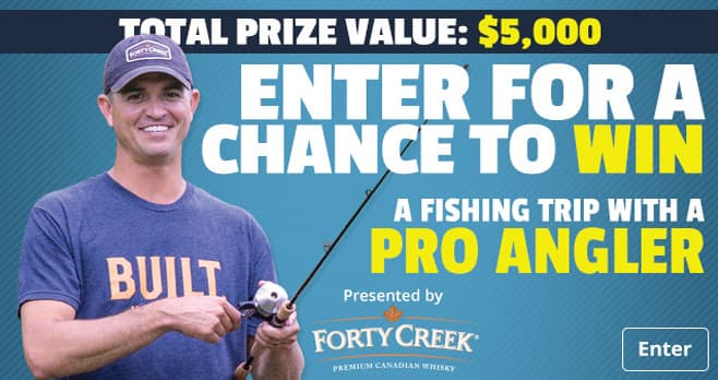 Bass Pro Shops Spring Fishing Classics Sweepstakes