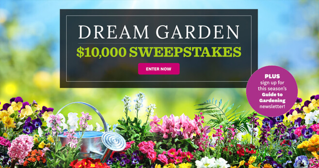 BHG $10,000 Sweepstakes 2018 (BHG.com/10KSpring)