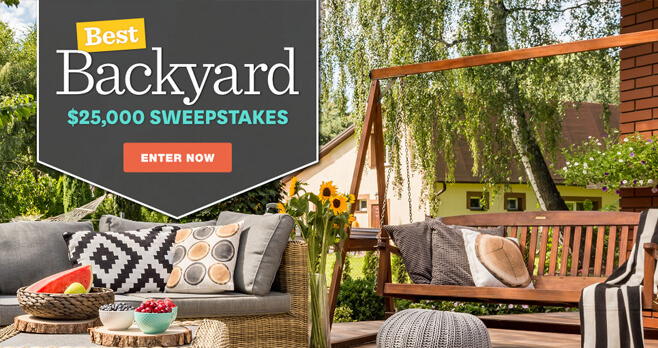 BHG $25K Spring Sweepstakes 2018