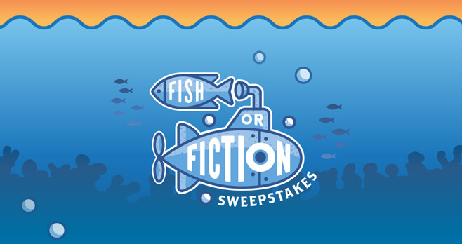 Culver's Fish or Fiction Sweepstakes 2018