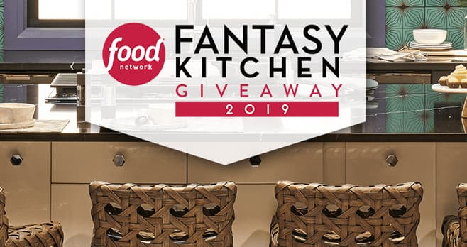 Food Network Fantasy Kitchen Sweepstakes