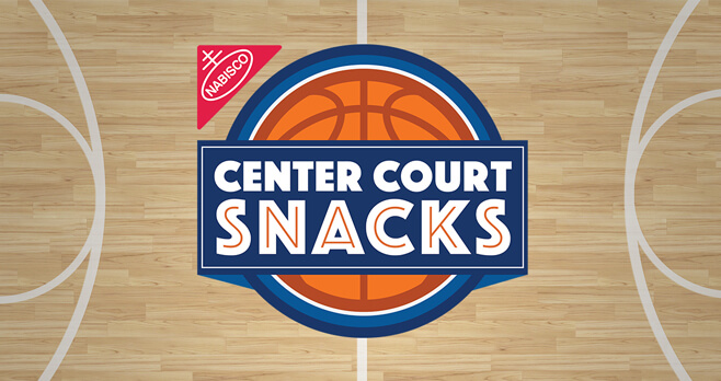 Nabisco Center Court Snacks Sweepstakes 2018