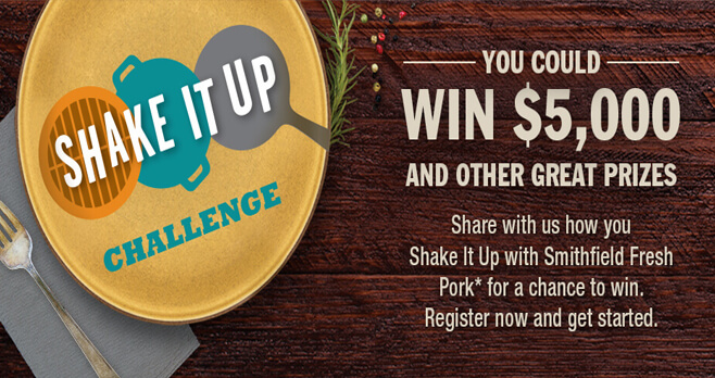 Smithfield Shake It Up Challenge 2018