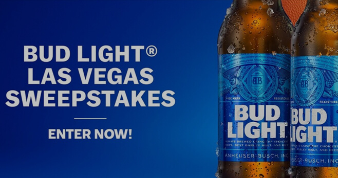 Bud Light Hoops Challenge Sweepstakes 2018