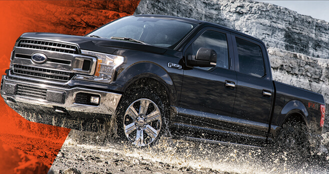 Ford Vehicle Sweepstakes 2018 (ChanceToWinAFord.com)