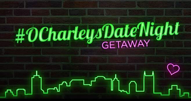 O'Charley's Date Night Sweepstakes 2018