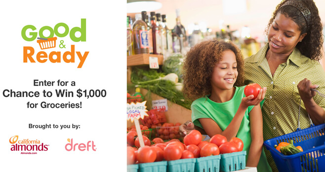 Parents Good and Ready Sweepstakes 2018