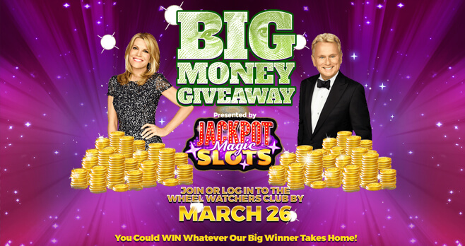 Wheel of Fortune Big Money Giveaway 2018