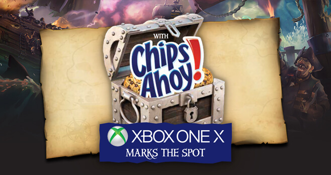 Chips Ahoy Xbox Sweepstakes (ChipsAhoyXbox.com)