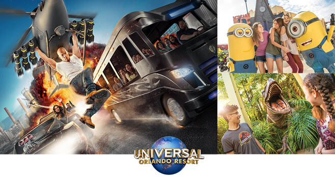 Extra TV Universal Orlando Sweepstakes (Word Of The Day Included)
