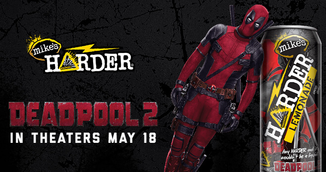 Mike's HARDER Deadpool 2 Sweepstakes