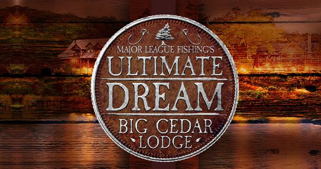 Major League Fishing's Ultimate Dream Big Cedar Lodge Sweepstakes