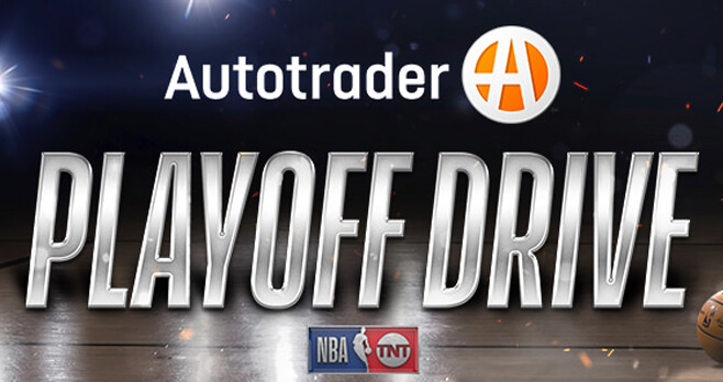 Autotrader NBA Playoff Drive Sweepstakes
