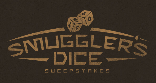 Denny's Smuggler's Dice Sweepstakes