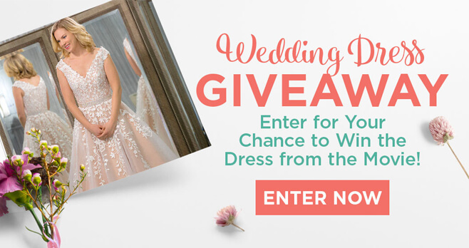 Hallmark Channel June Weddings Wedding Dress Sweepstakes