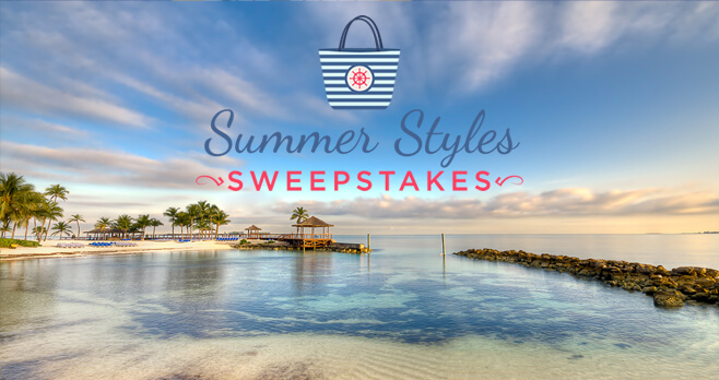 JTV Summer Styles Sweepstakes 2018 (JTV.com/Summer)