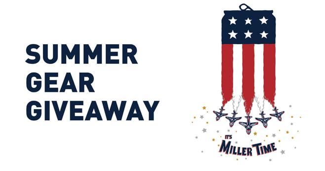 Miller Lite Summer 2018 Instant Win Game (MillerLiteSummer.com)