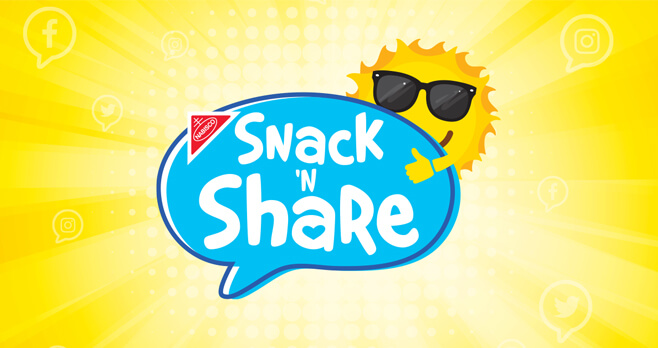 Nabisco Snack 'N Share Sweepstakes (NabiscoSnackNShare.com)
