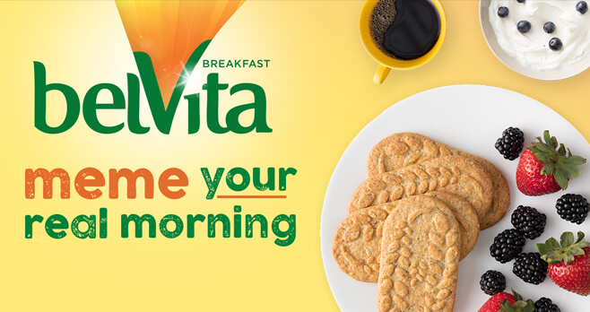 belVita My Morning Moment Contest