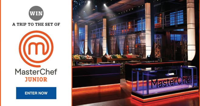 Family Circle MasterChef Experience Sweepstakes