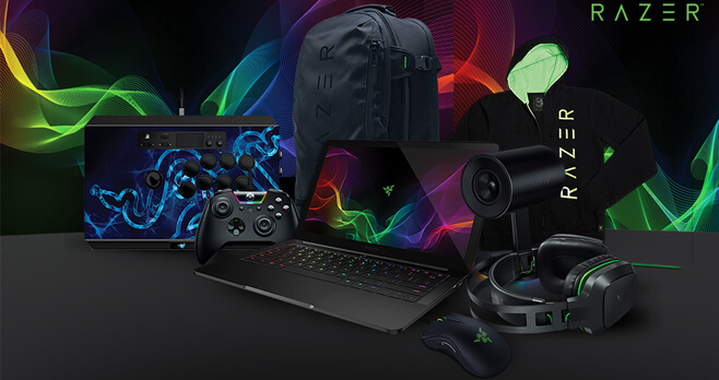 GameStop Power Up Rewards Razer Game Room Sweepstakes