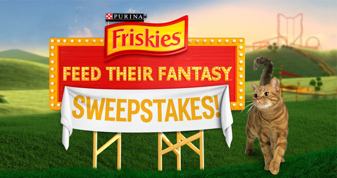 Friskies Feed Their Fantasy Sweepstakes