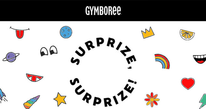 Gymboree Surprize Surprize Instant Win Game And Sweepstakes