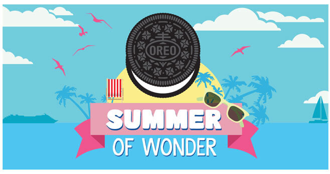 Oreo Summer Of Wonder Sweepstakes