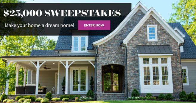 BHG $25,000 Sweepstakes