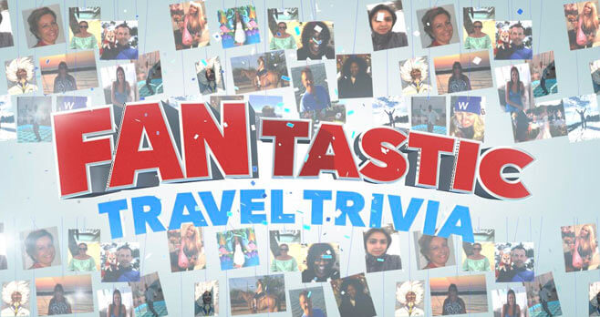 LIVE Kelly and Ryan FANtastic Travel Trivia