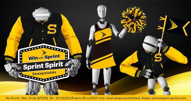 Sprint Spirit Sweepstakes