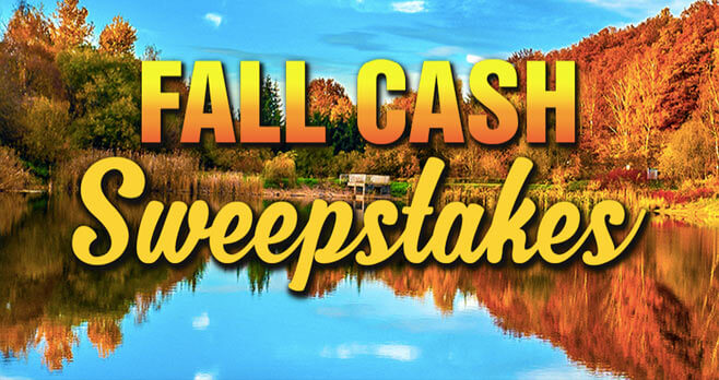 ABC The View Fall Cash $5,000 Sweepstakes 2018
