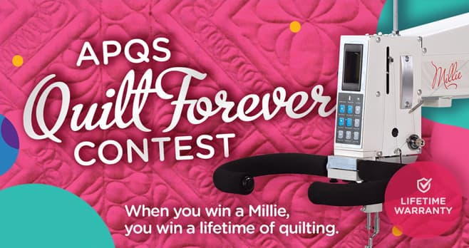 APQS Millie Giveaway