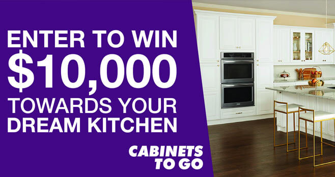 Cabinets To Go Fall Kitchen Makeover Sweepstakes