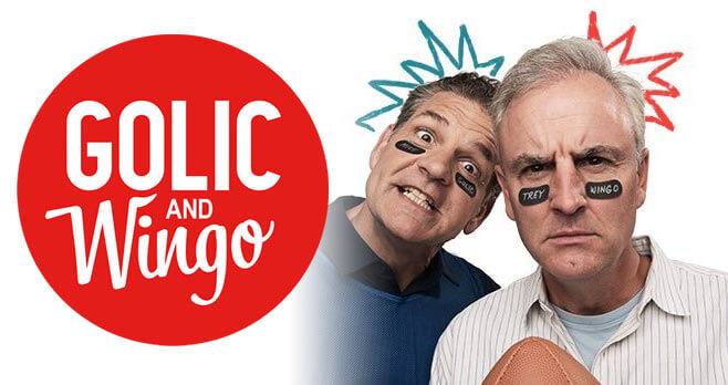 Golic and Wingo Contest