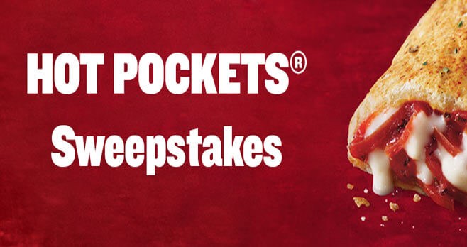 Hot Pockets Sweepstakes