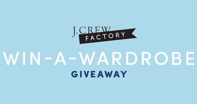 J.Crew Factory Giveaway