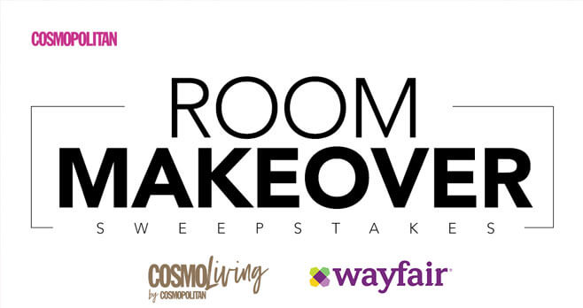 Cosmopolitan Room Makeover Sweepstakes
