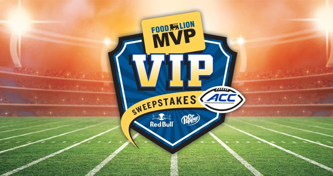 Food Lion MVP VIP Sweepstakes (FoodLion.com/MVPVIP)