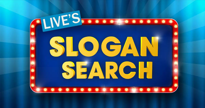 Live Kelly and Ryan Slogan Search Contest