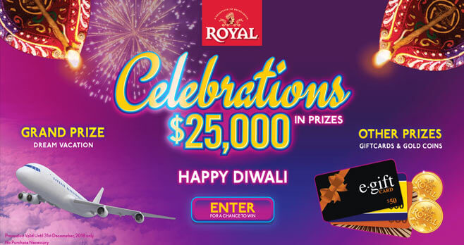 Royal Celebrations Sweepstakes and Instant Win Game