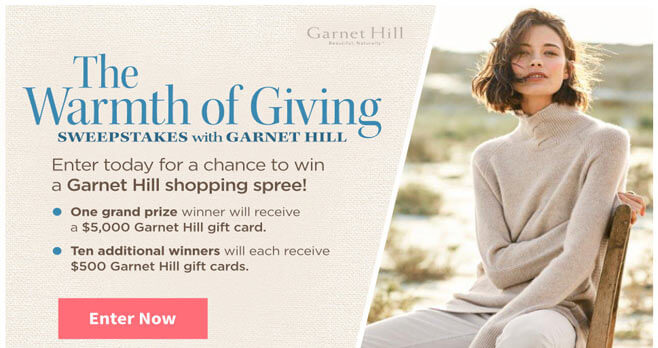 Traditional Home The Warmth of Giving Sweepstakes