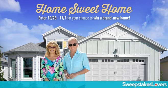 Wheel Of Fortune House Giveaway 2019