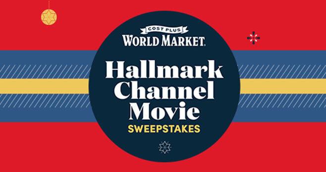 World Market Hallmark Channel Movie Sweepstakes (WorldMarketSweepstakes.com)