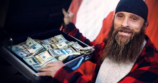Diesel Brothers $100K Cash Giveaway
