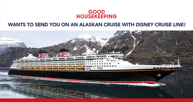 Good Housekeeping Alaskan Magic Sweepstakes
