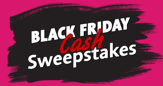The View Black Friday Sweepstakes
